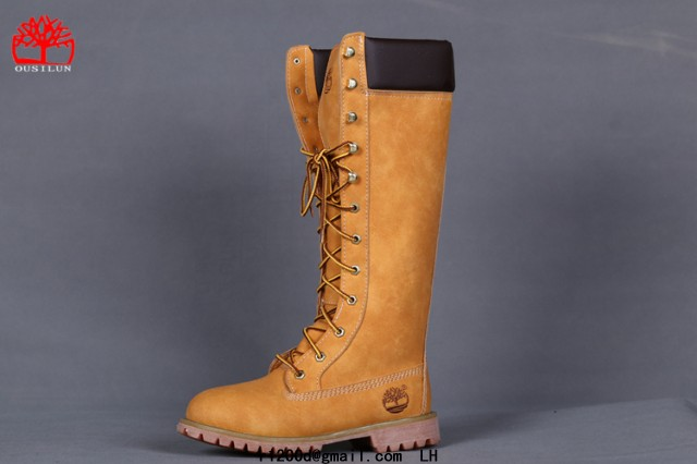 bottes timberland femme pas cher